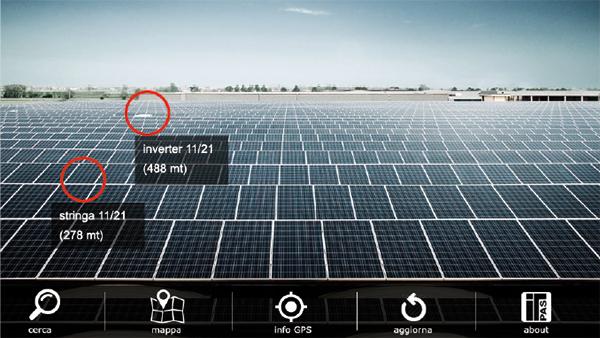 monitoraggio impianti fotovoltaici real time